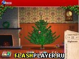 Игра Новогодняя ёлка онлайн