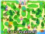 Игра Пройди лабиринт онлайн