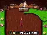 Игра Чарли и шоколадная фабрика. Шоколадная река онлайн