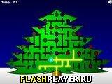 Игра Зажги Рождественскую ёлку онлайн