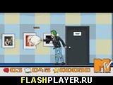 Игра В Пуху - Замочи Всех Подушкой онлайн