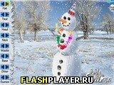 Сделай снеговика
