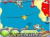 Игра Воздушные гонки онлайн