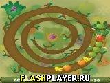 Игра Фруктовая вертушка онлайн