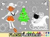 Игра Весёлое рождество онлайн