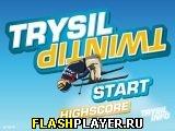 Игра Горнолыжный спуск онлайн