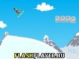 Игра Трюки на сноуборде онлайн