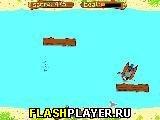 Игра Крокодилы и брёвна онлайн