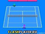 Игра Стикмэн теннис онлайн