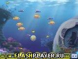 Игра Растущая рыба онлайн