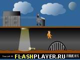 Игра Побег из тюрьмы через тоннель онлайн