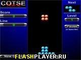 Игра Котсу тетрис онлайн