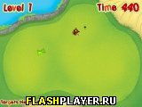 Игра Короткая клюшка онлайн