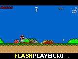 Сумасшедший Супер Марио