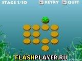 Игра Прыжок лягушки онлайн
