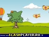 Игра Сбей воздушные шарики онлайн