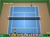 Игра Запак теннис II онлайн