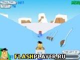 Игра Флинстоуны: Бобслей онлайн