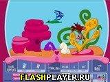 Игра Бесплатные игры Братц: Аквариум онлайн