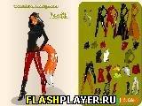 Игра Девушка лисица онлайн