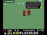 Игра Технониндзя 1 онлайн