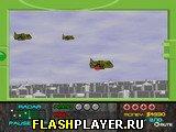 Игра Разрушительный вертолёт онлайн