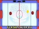 Экстремальный настольный хоккей