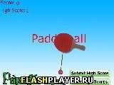 Игра Пэдлбол онлайн