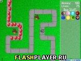 Игра Защита от воздушных шаров 2 онлайн