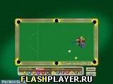Игра Классический Пул-8 онлайн