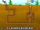 Игра Страус под землёй онлайн