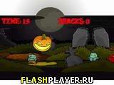Игра Снеколантерн - Ночная тыква онлайн