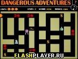 Игра Опасная авантюра онлайн