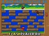 Игра Бег по брёвнам онлайн