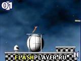 Игра Бегающее яйцо онлайн