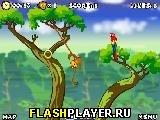 Игра Спайдер-обезьяна онлайн
