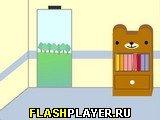 Игра Выход из комнаты с медвежатами онлайн