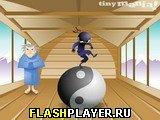 Игра Балансирующий ниндзя онлайн