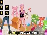 Игра Обустрой комнату! онлайн