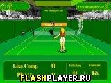 Игра Женский теннис онлайн