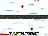 Игра Битва в снежки онлайн