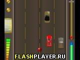 Игра Сумасшедшая гонка онлайн