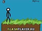 Игра Палочный человечек 2 онлайн