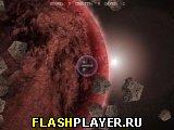 Игра Глубокий космос - убийца астероидов онлайн