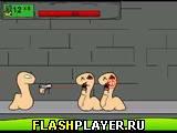 Игра Червяки в канализации онлайн