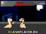 Игра Червяки в канализации 2 онлайн