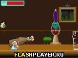 Игра Кинь крысу! онлайн