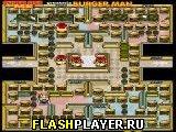 Игра Бургермэн онлайн