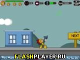 Игра Боец с красным гребнем онлайн