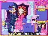 Игра Легкий пазл для девочек онлайн